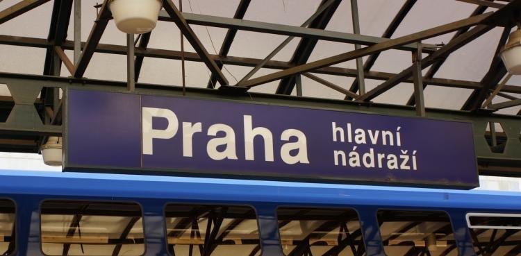 Treni per Praga