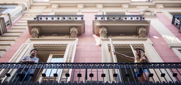 Appartamenti a Madrid