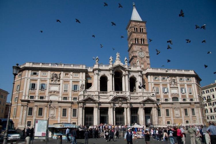 Basilica di Santa Maria Maggiore di Roma