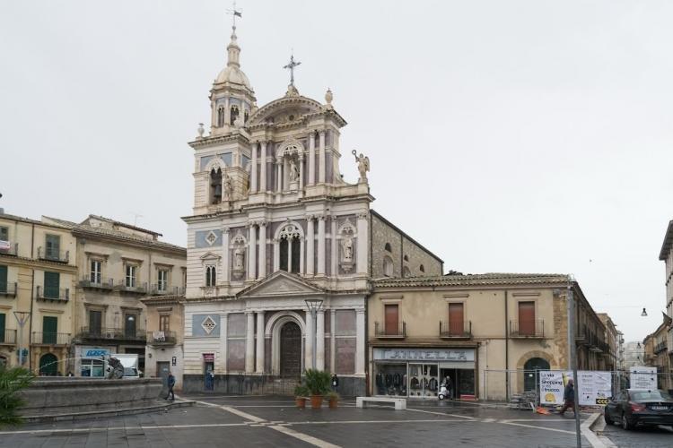 Chiesa di San Sebastiano a Caltanissetta