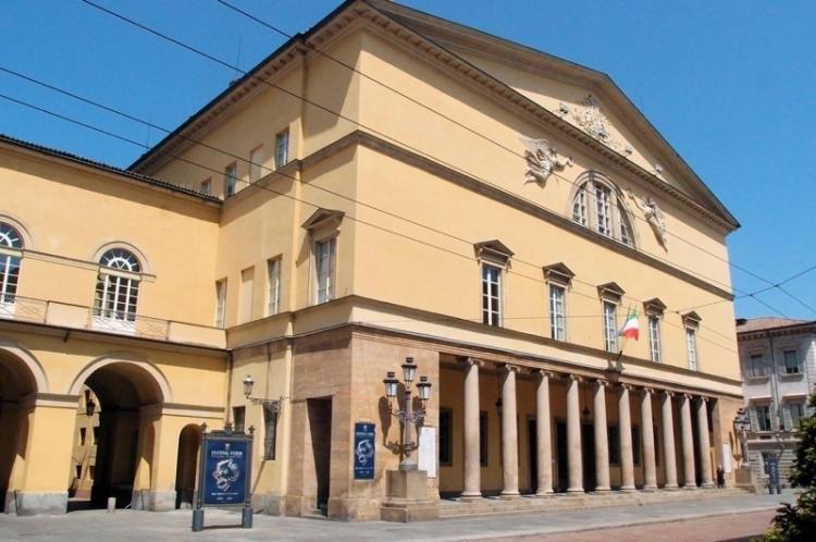 Teatro Regio a Parma