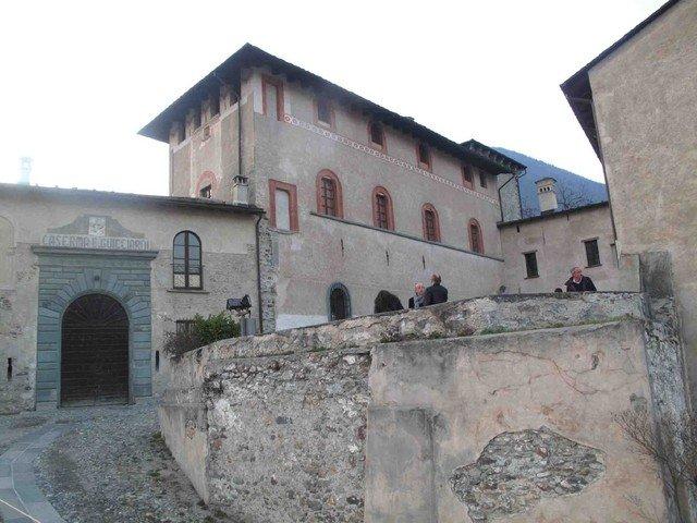 Castello Masegra di Sondrio