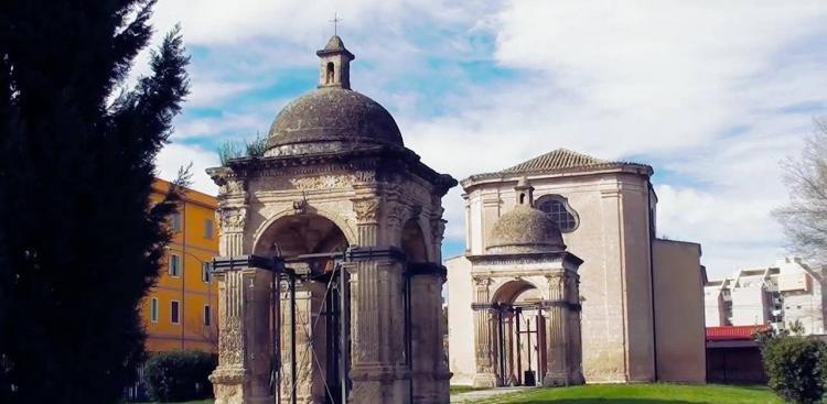 Chiesa delle Croci a Foggia