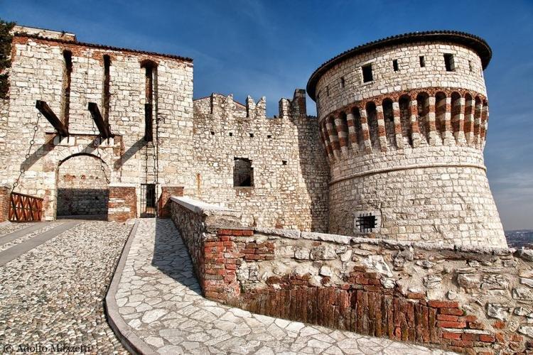 Castello di Brescia e i suoi musei