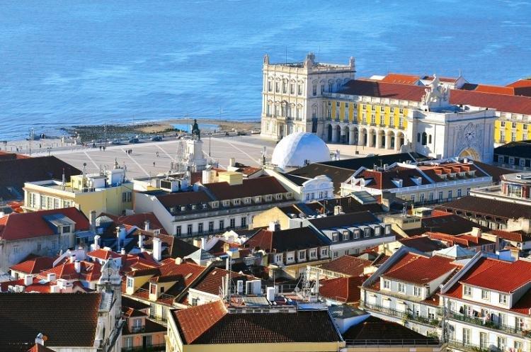 Baixa di Lisbona