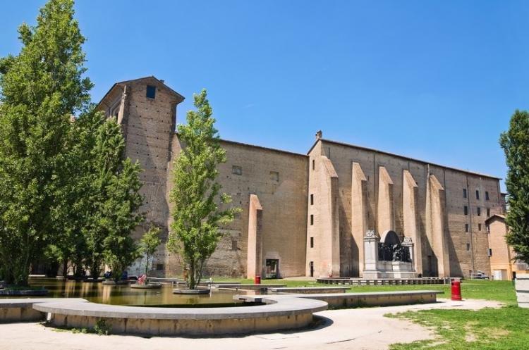 Palazzo della Pilotta a Parma