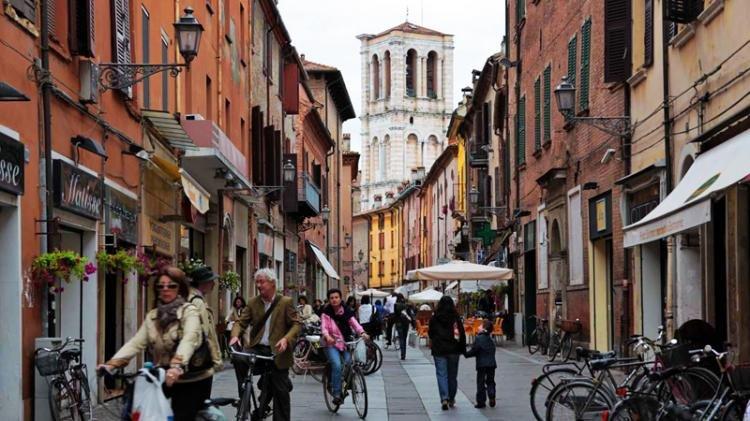 Guida di Ferrara