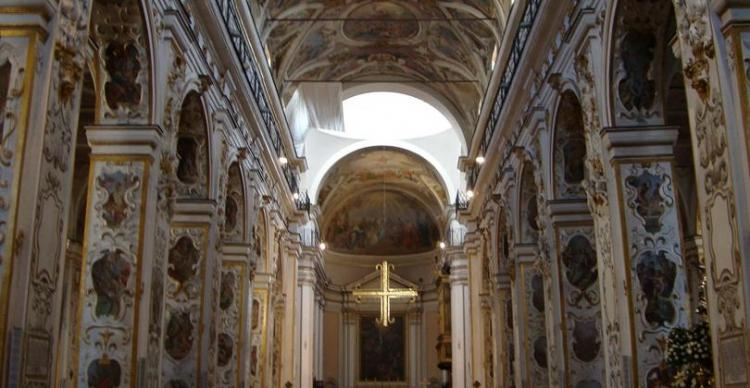 Chiesa di Santa Maria La Nova a Caltanissetta
