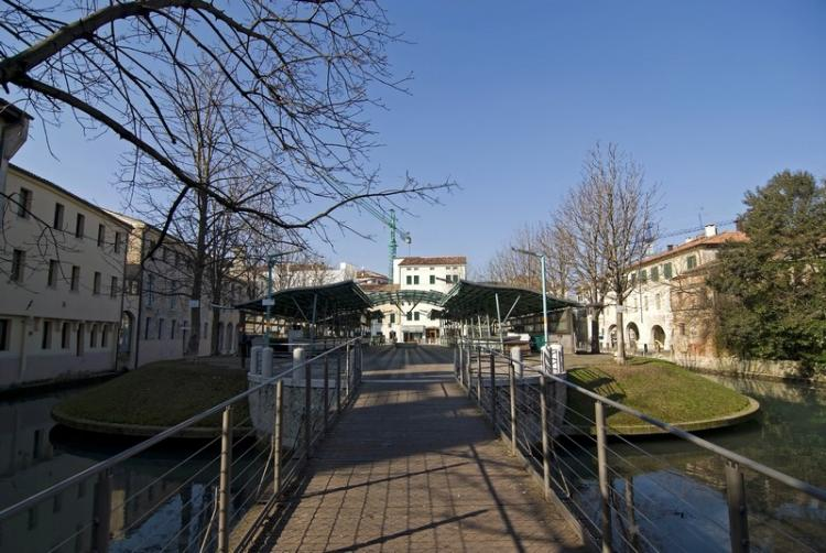 Isola della Pescheria di Treviso