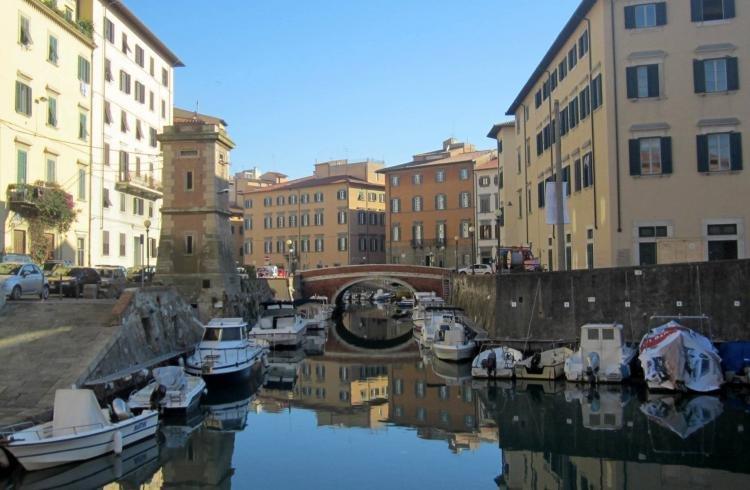 Fosso Reale di Livorno