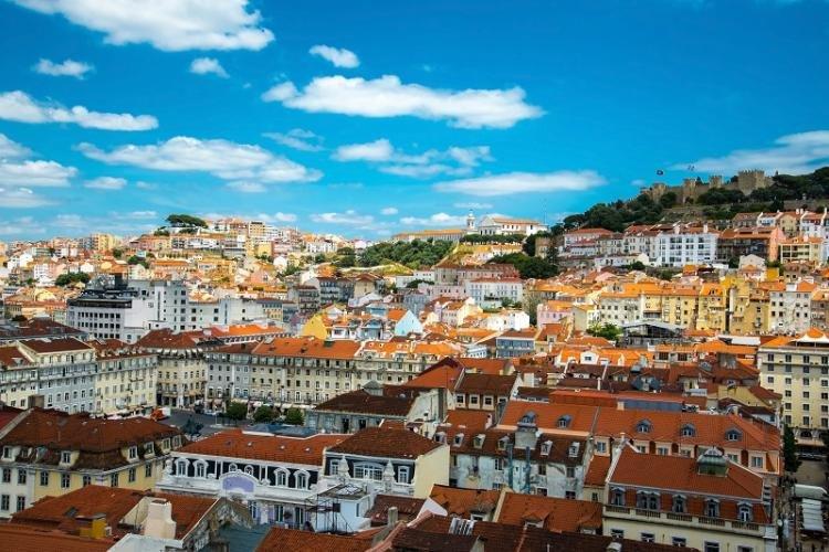 Meteo di Lisbona