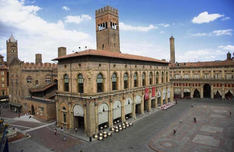 Palazzo del Podestà a Bologna