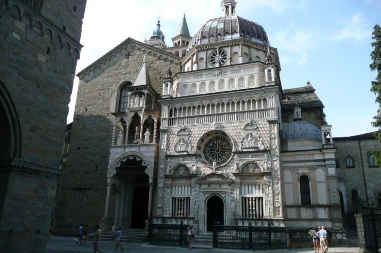 Basilica di Santa Maria Maggiore di Bergamo