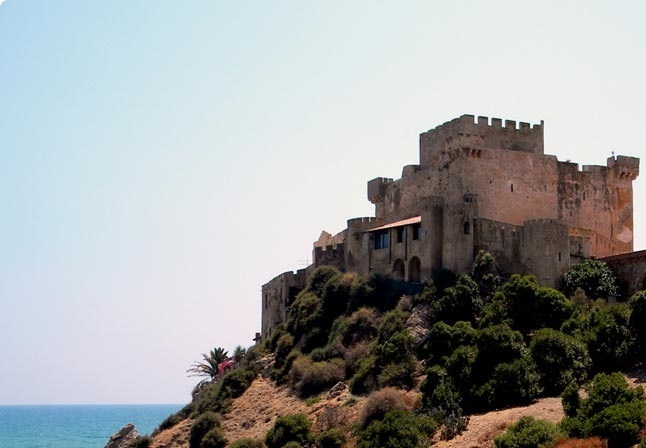 Castello di Falconara a Butera