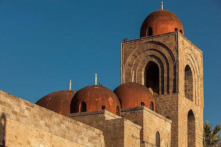 Chiesa di San Giovanni degli Eremiti a Palermo