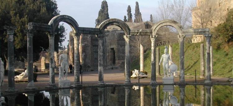 Villa Adriana a Roma