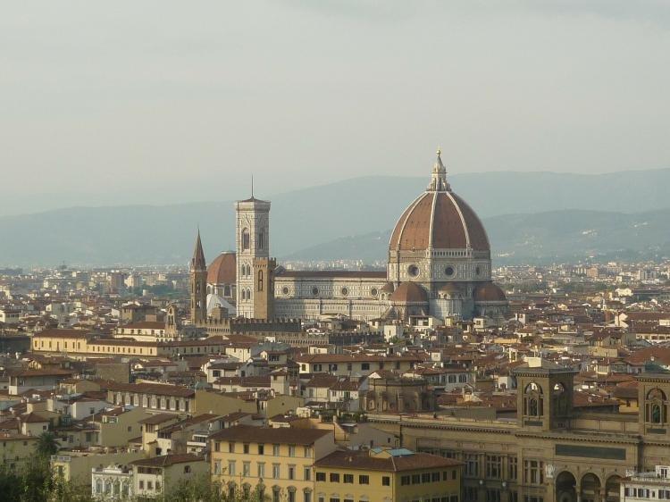 Duomo di Santa Maria del Fiore e Cupola di Brunelleschi a Firenze
