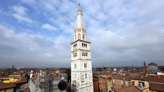 Torre Ghirlandina di Modena