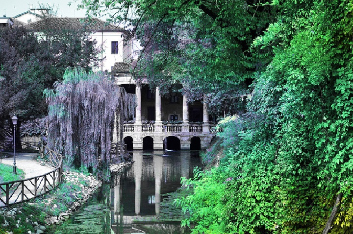 Giardini Salvi a Vicenza