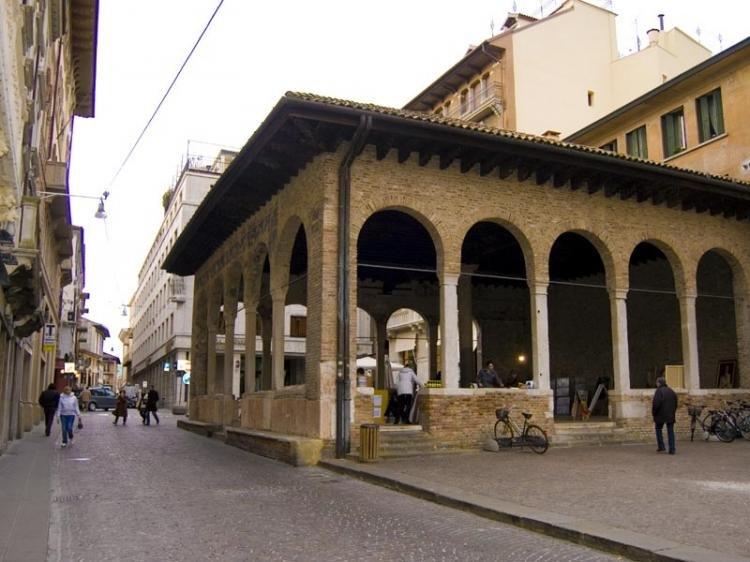 Loggia dei Cavalieri a Treviso