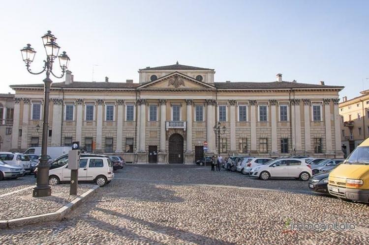 Palazzo d'Arco a Mantova