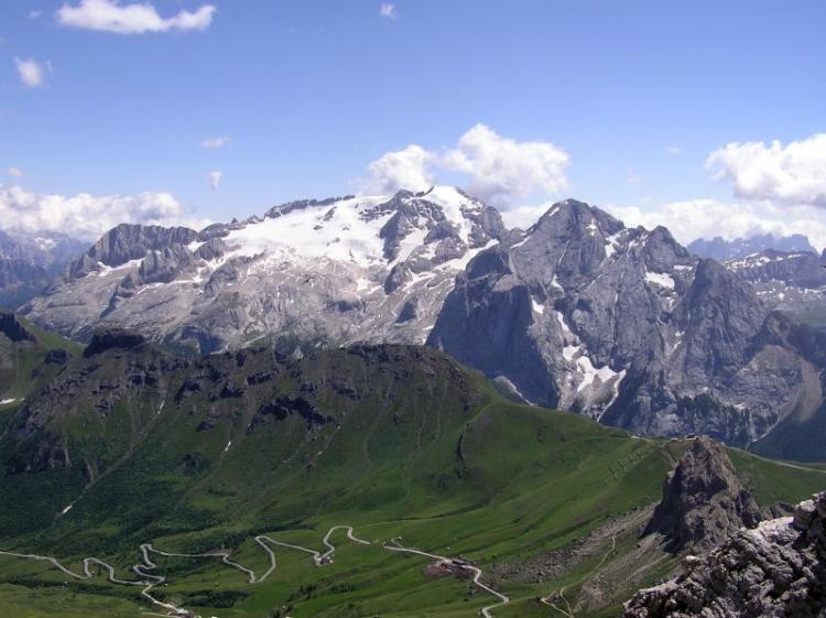 Marmolada: cosa fare in estate