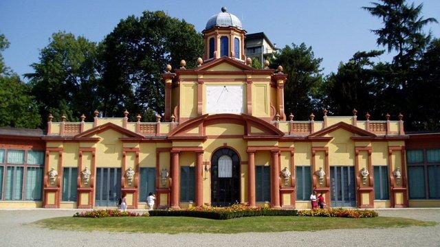Giardino Ducale Estense a Modena