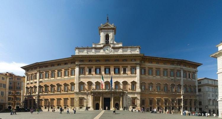 Palazzo Montecitorio di Roma
