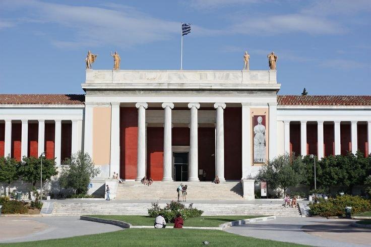 Museo Nazionale Archeologico di Atene