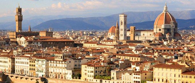 Soggiornare a Firenze