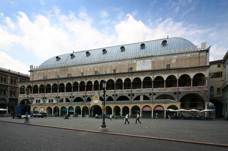 Palazzo della Ragione a Padova