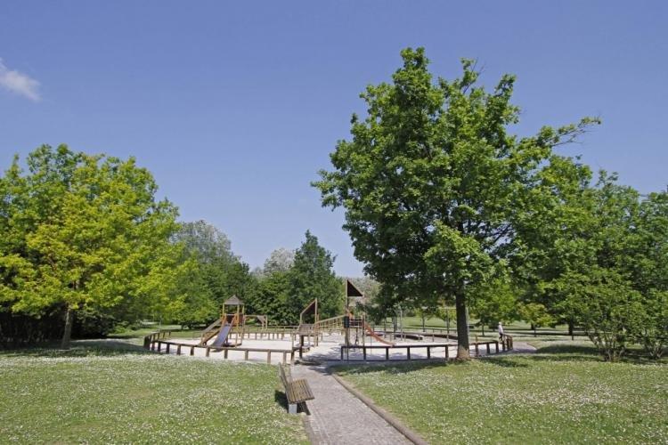 Parco Urbano Franco Agosto a Forlì