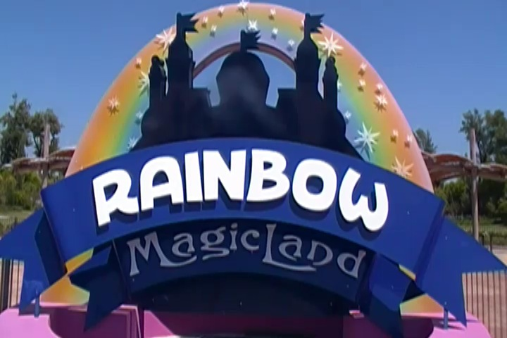 Parco divertimenti Rainbow MagicLand a Roma