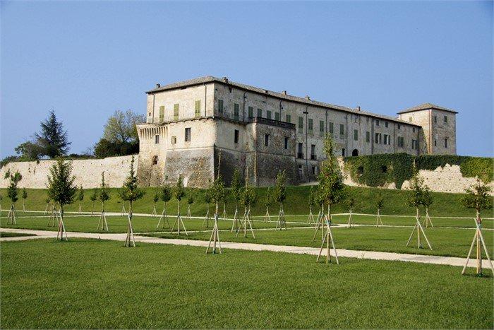 Rocca di Sala Baganza a Parma