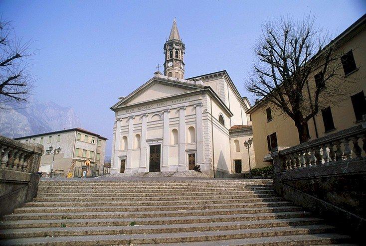 Basilica di San Nicolò a Lecco