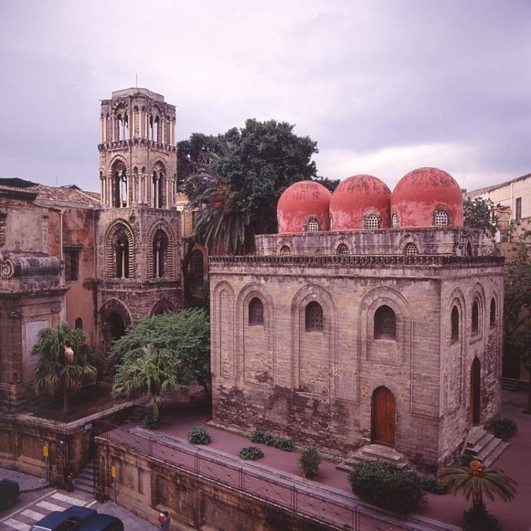 Chiesa di San Cataldo a Palermo