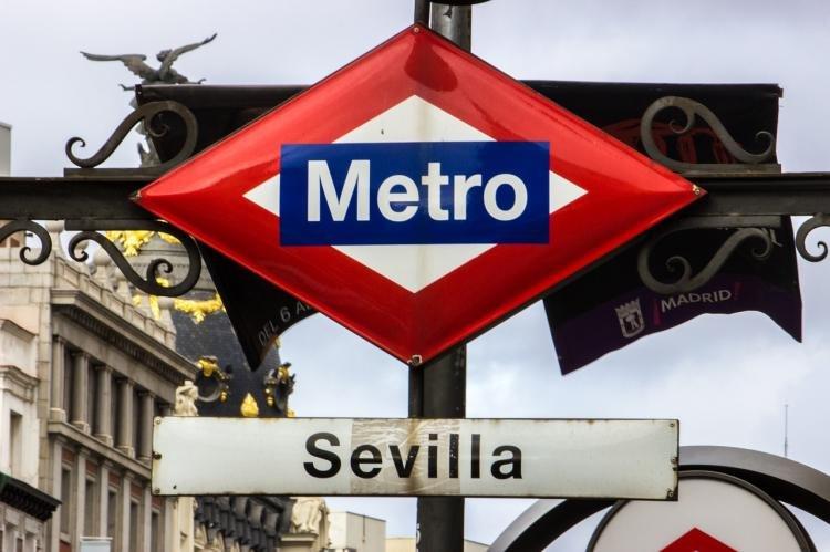Metropolitana di Madrid