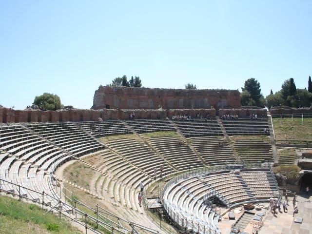 Parco Archeologico della Neapolis a Siracusa