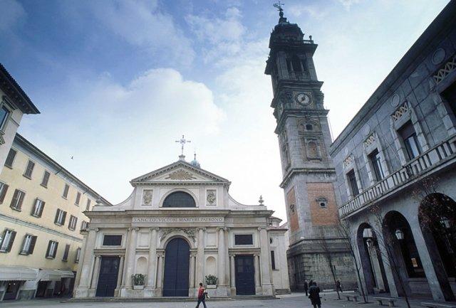 Basilica di San Vittore a Varese
