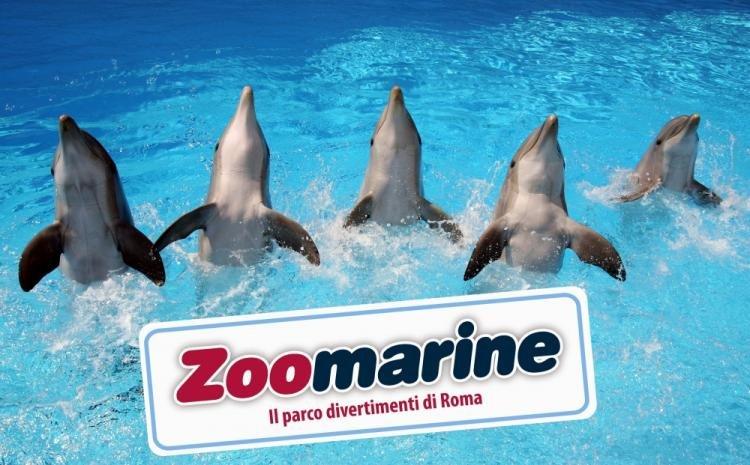 Parco divertimenti Zoomarine a Pomezia