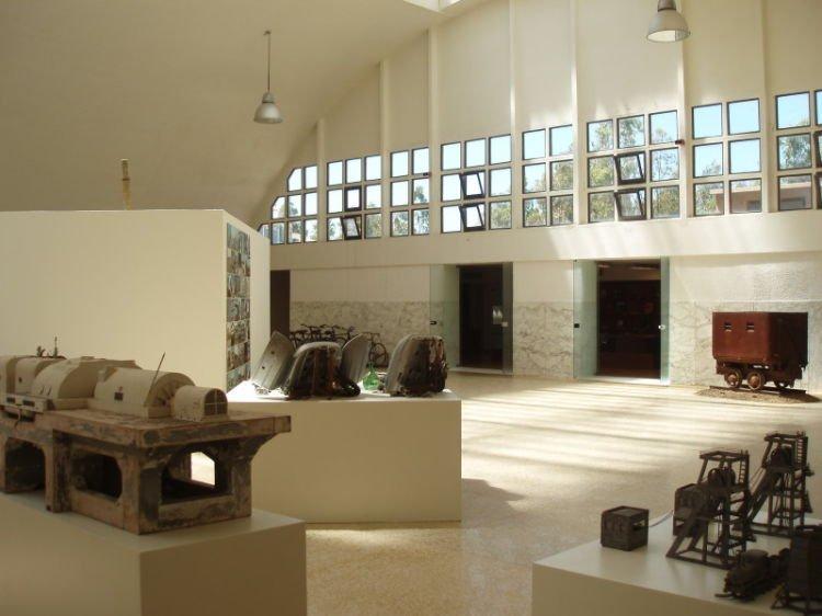 Museo del Carbone a Serbariu