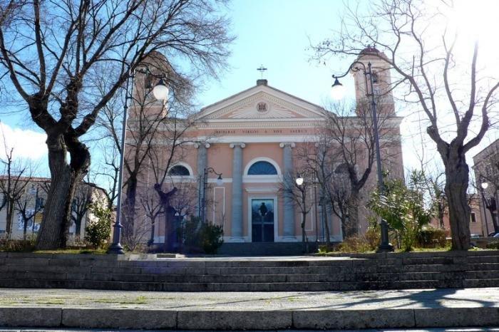 Cattedrale di Santa Maria della Neve a Nuoro
