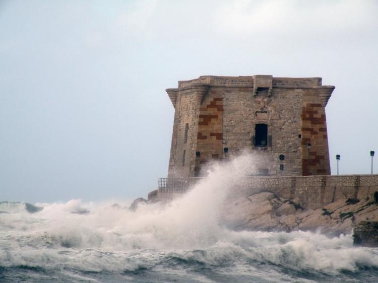 Torre di Ligny a Trapani