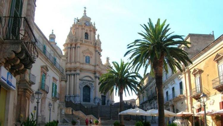 Duomo di San Giorgio a Ragusa