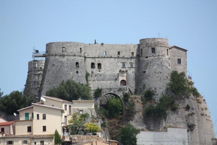 Castello Pandone a Venafro