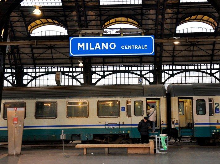 Treni per Milano