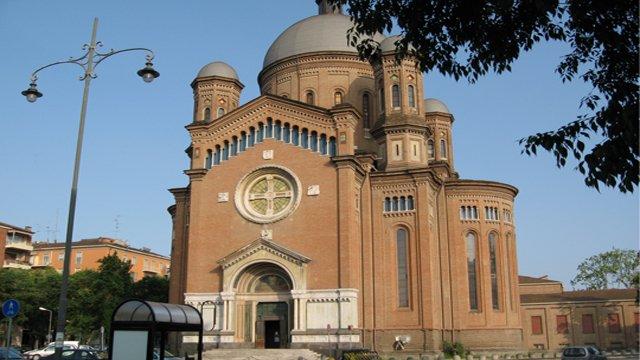 Tempio Monumentale dei Caduti a Modena