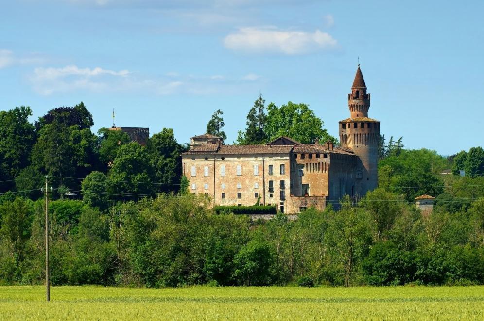 Castello di Rivalta a Piacenza