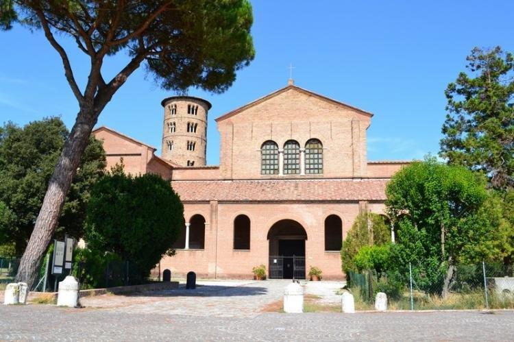 Basilica di Sant'Apollinare in Classe a Ravenna