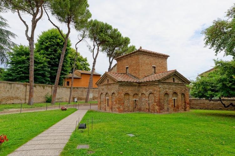 Mausoleo di Galla Placidia a Ravenna